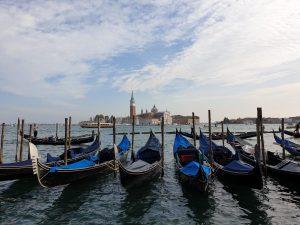 Venecia. Iglesia de San Giorgo Maggiore.