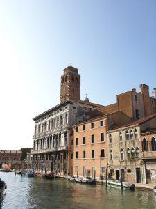 Venecia. Cannareggio y Palacio Labia