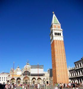Venecia. Plaza San Marcos. Campanile
