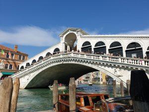 Venecia. Puente de Rialto.