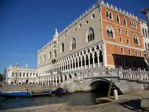 Venecia. Palacio Ducal