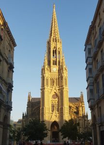 San Sebastián. Catedral del Buen Pastor