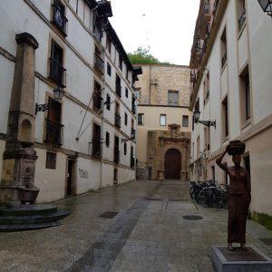 San Sebastián. Parte Vieja.