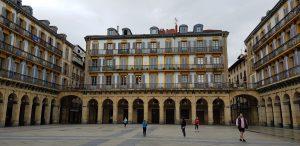 San Sebastián. Plaza de la Constitución.