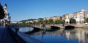 San Sebastián. Puente de María Cristina