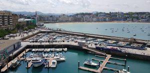 San Sebastián. Puerto