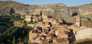 Albarracín. Teruel. Aragón. España