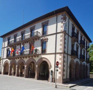 Comillas. Ayuntamiento