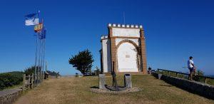 Ribadesella. Ermita de la Guía.