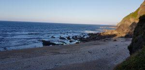 Ribadesella. Playa de la Atalaya.