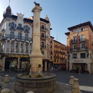 Teruel. Aragón. España.